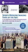 A Collaborative Course For Radiologists And Sports Medicine Specialists